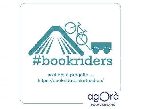 La prima campagna di crowdfunding di Agorà, #bookriders