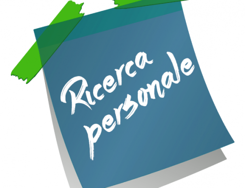 RICERCA PERSONALE